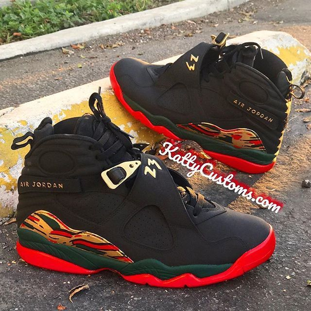 Not My Custom Gucci 8s Done By Lovekattylenoir Best Customs Customz Teamkickstradomis Walklikeus Jodirockstar Aceofcustoms Thugkicks