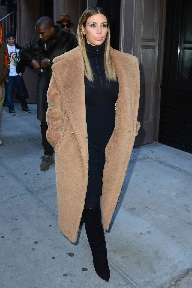 c8e1d14b5dd How to wear winter s must-have duster coat.