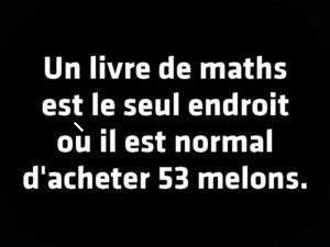 Funny Quotes : Bonnes vacances aux A qui ne mangeront pas de melons…