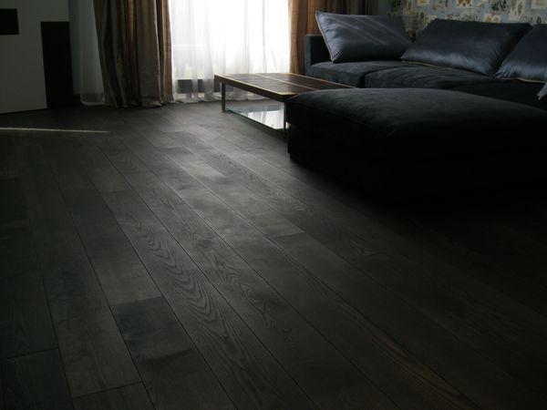 Dark Engineered Wood Bespoke Engineered Wood Flooring Planks