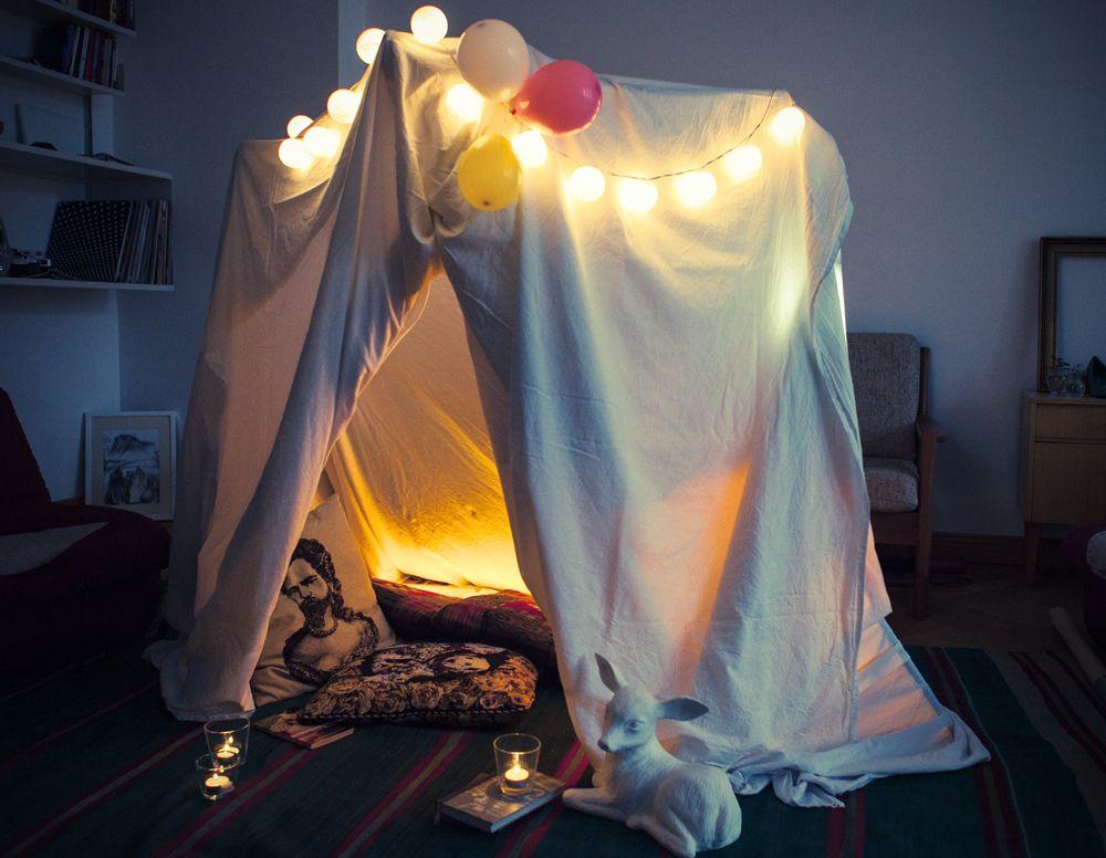 To Do: Höhle bauen. | Darstellung (schulfach) | Kinder zimmer, Höhle ...
