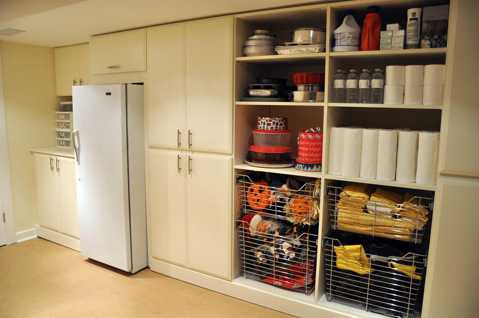 Love It or List It - Episode 4071 - The Raines Family - Storage from Closet & Storage Concepts