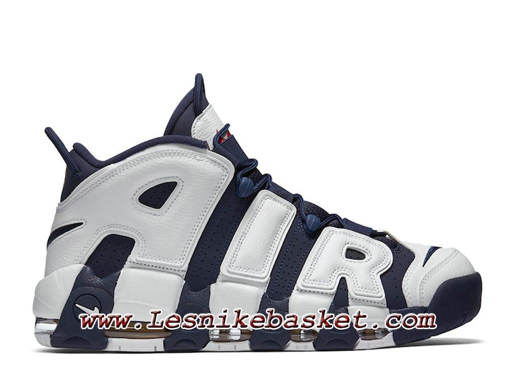 dba7048d Nike Air More Uptempo Chaussures Officiel NIke Site Pour Homme Olympic  414962-104