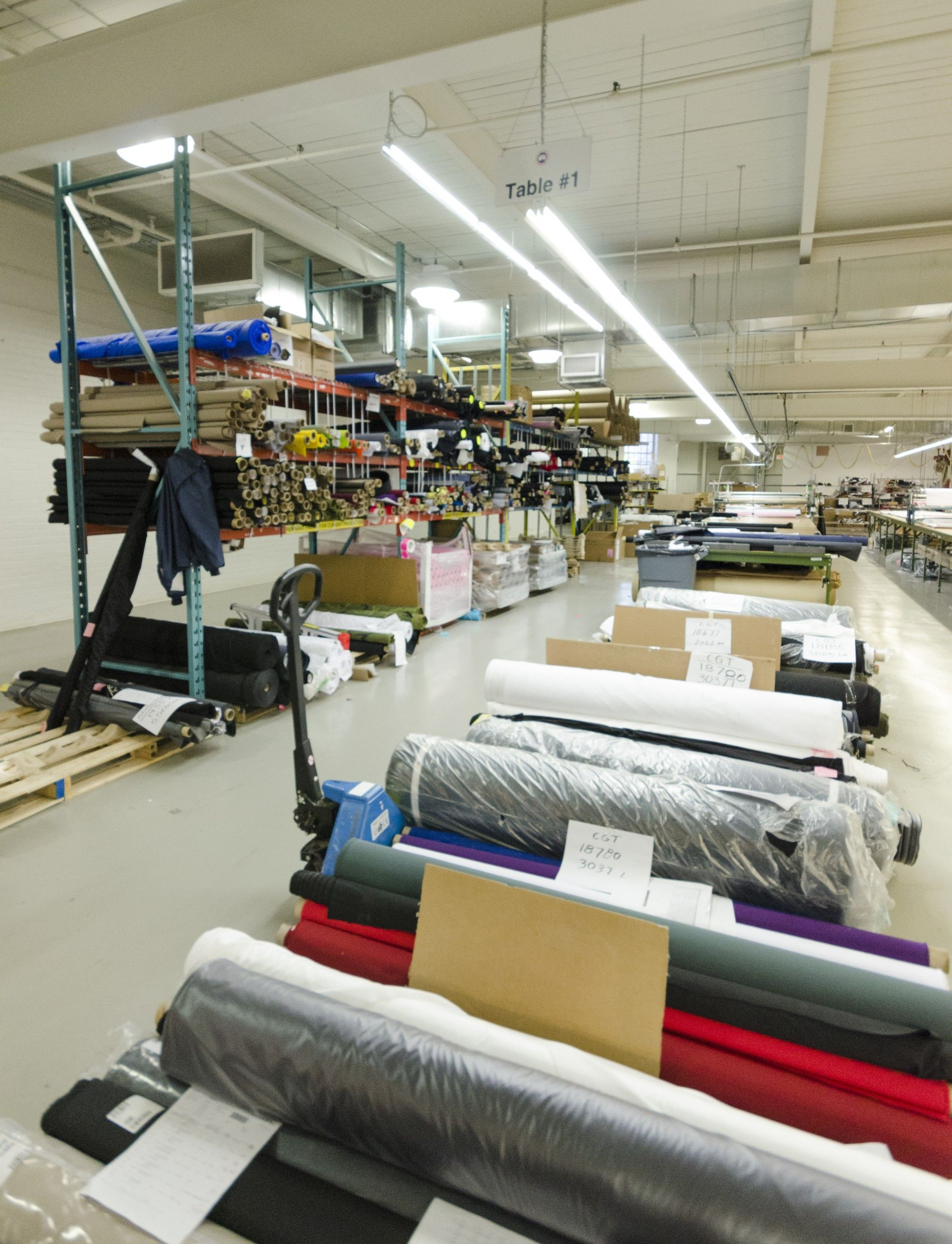 How Canada Goose The King Of All Parka Companies Makes One Of Its Coats Coat Canada Goose Canada Goose Toronto Life