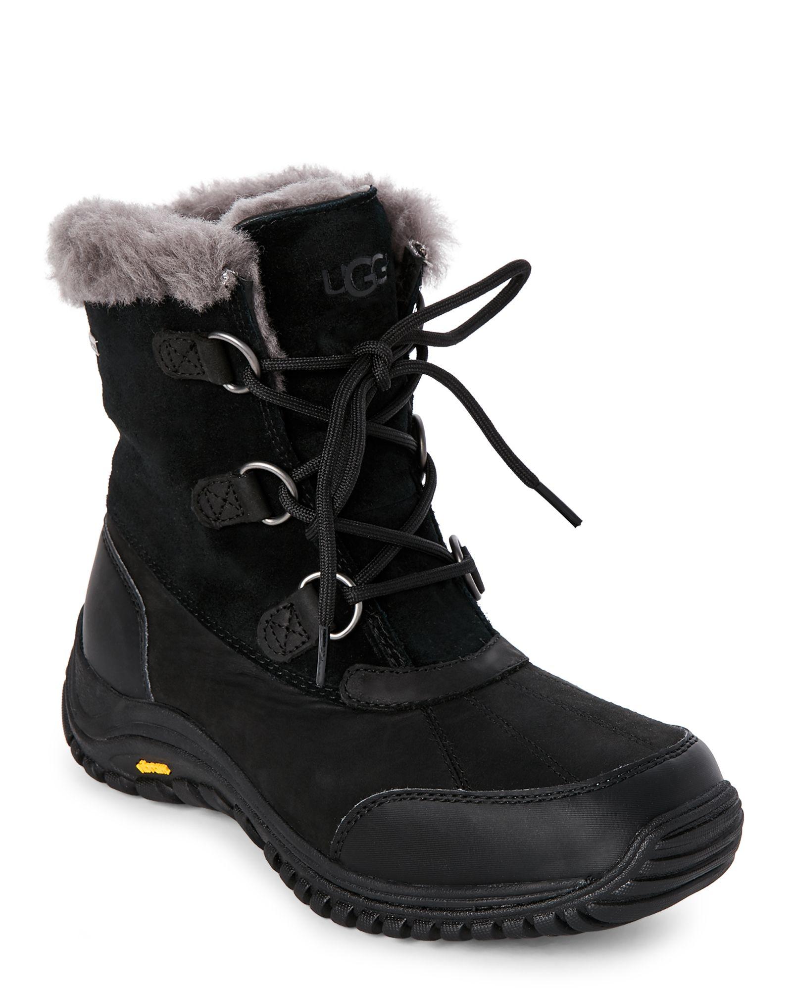 7f52b0e3b7e Ostrander Waterproof Black Ankle Boots | *Apparel & Accessories ...