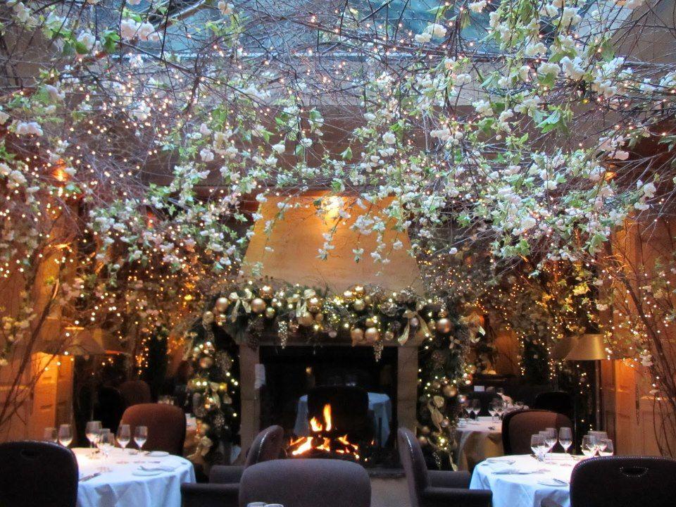 The Most Romantic Restaurant In London Clos Maggiore Covent