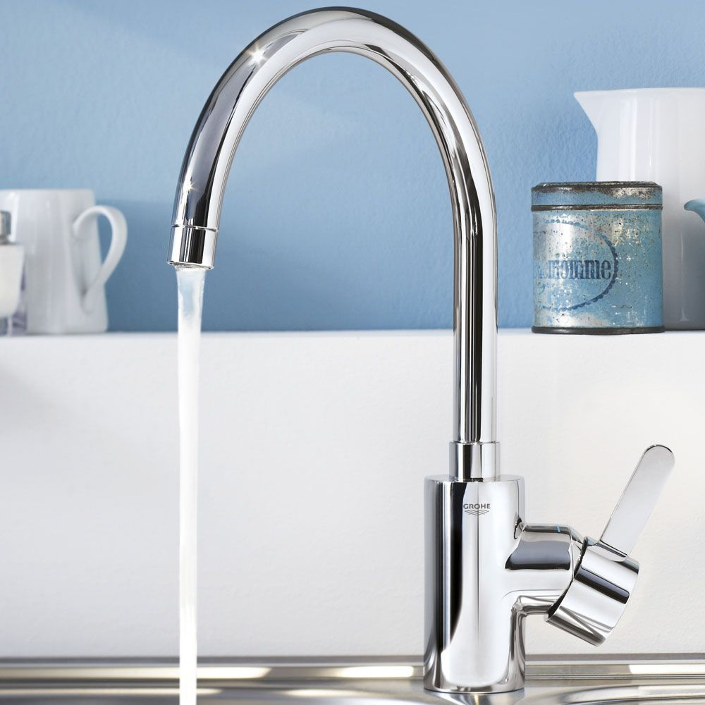 Grohe Eurosmart Cosmopolitan Kitchen Sink Mixer - 3284300E ...