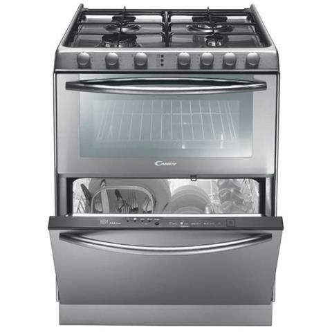 CANDY TRIO 9501/1X Cucina Elettrica + Lavastoviglie + 4