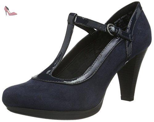 V43616R, Femme - Noir (Schwarz 100), 37 EUBugatti