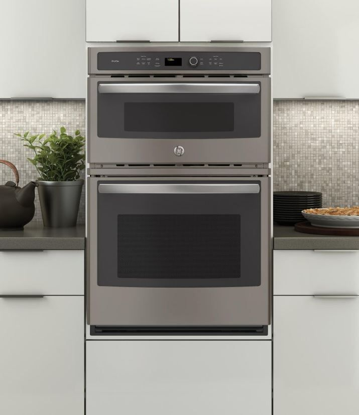 Ge Profile 27 Built In Combination Convection Microwave Convection Wall Oven Wall Oven Microwave Combo Wall Oven Built In Microwave