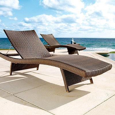 Frontgate Outdoor Lounge Chairs Value City Dining Table And Set Of Two Original Balencia Bronze Chaise Patio Furniture