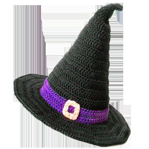 Bichus Amigurumis: Patron Gratis - Gorro Bruja - Halloween | CROCHET ...