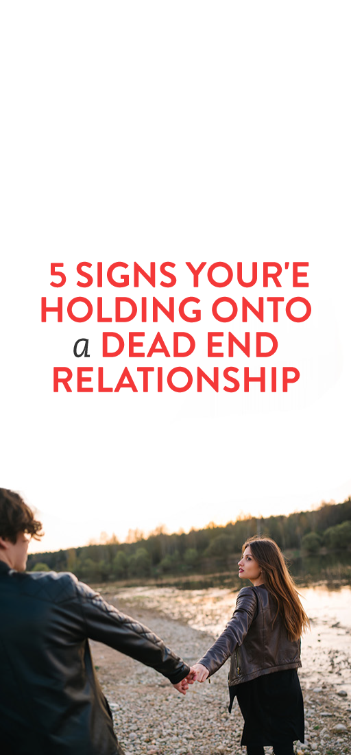 How to end a relationship that is going nowhere