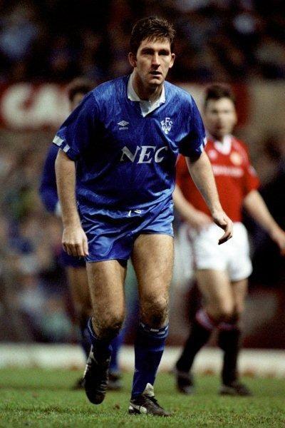 Norman Whiteside - Everton