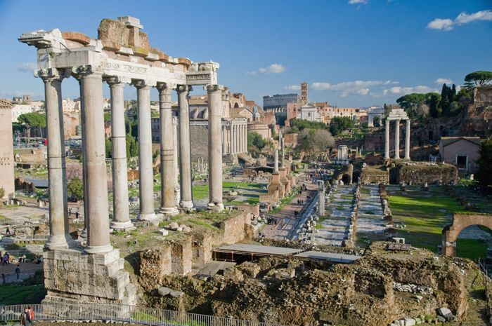 What Was Life Like In Ancient Rome Italy Tourism Places To Travel Rome