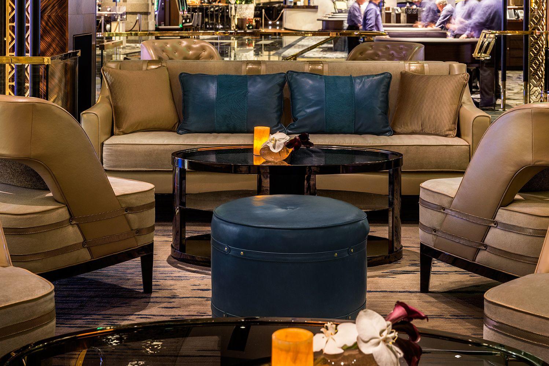 Alibi Ultra Lounge, Aria Resort U0026 Casino, Las Vegas, NV. Interior Design