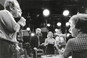 Rehearsing All in the Family