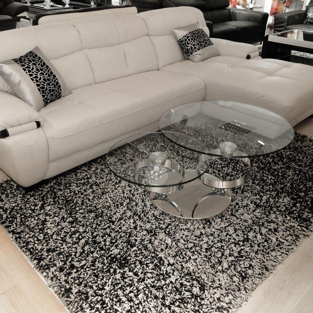 Souvent impressionnant tapis salon soldes | Décoration française  TW62