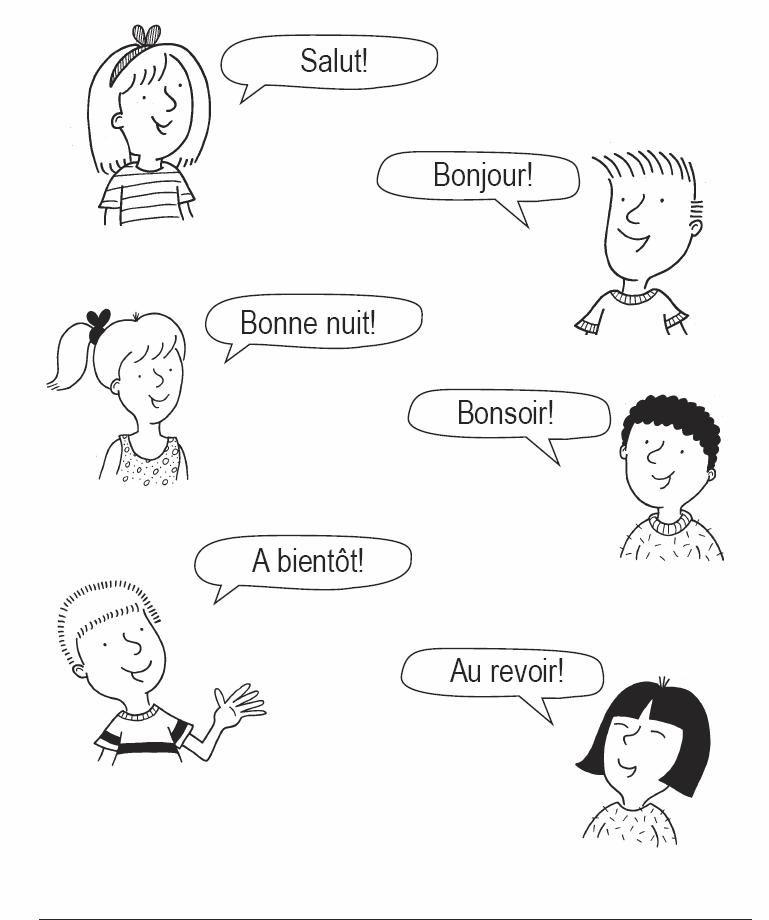Se saluer | FRANÇAIS | Pinterest