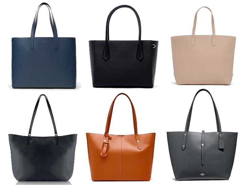 The 6 Best Tote Bags for Work Source by staycewagner for teens