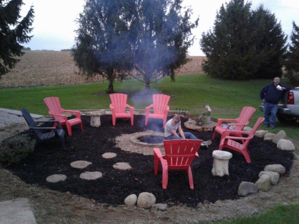 Fire Pit Area