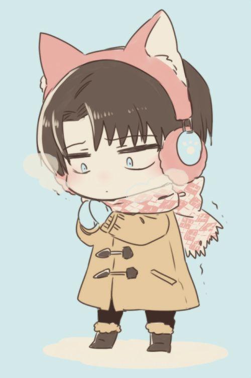 Pin Oleh Naomi Di Chibis Animasi Seni Anime Manga