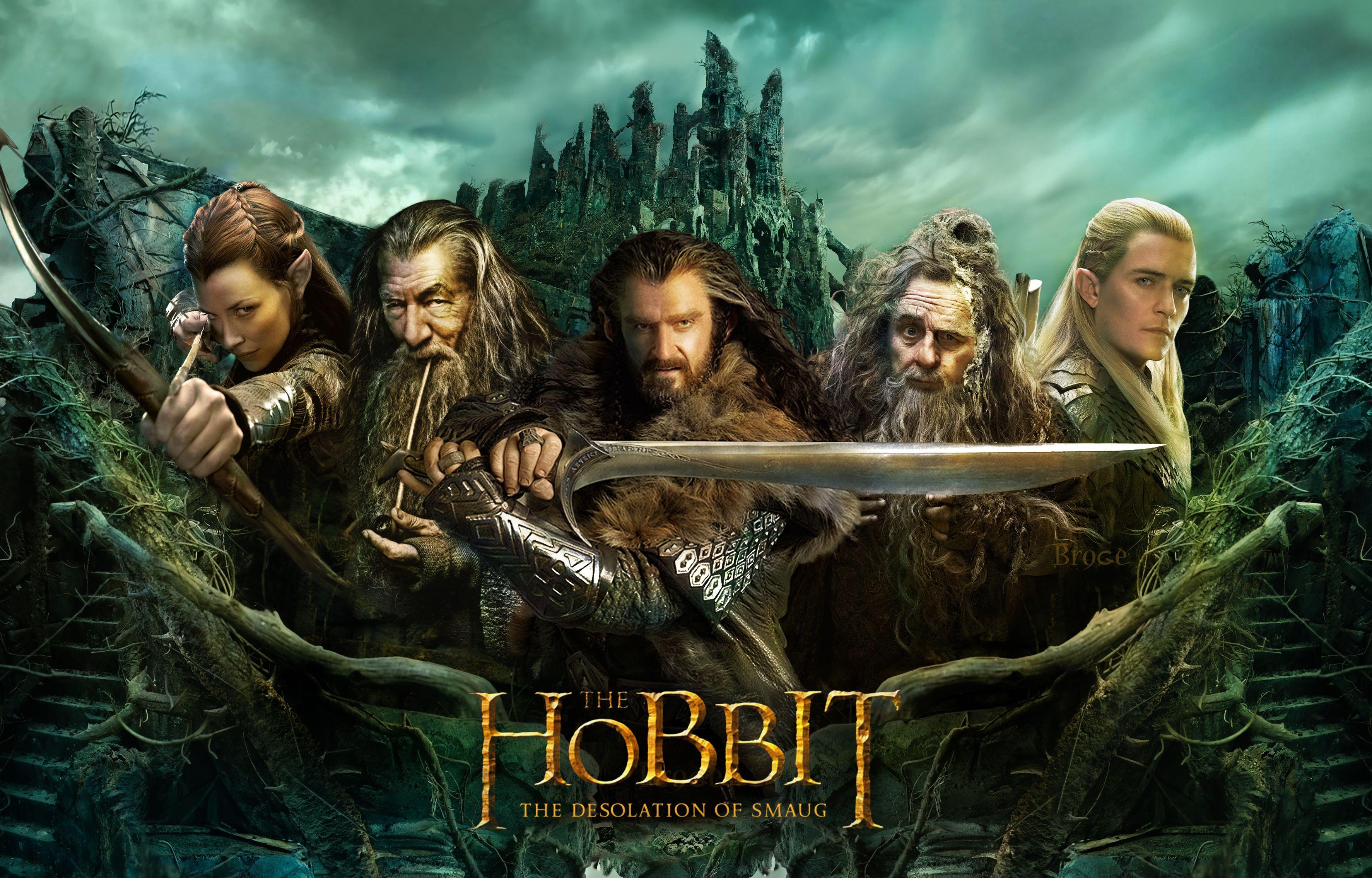 Lord Of The Rings Photo The Hobbit The Desolation Of Smaug La Desolación De Smaug Hobbit Noticias De Cine