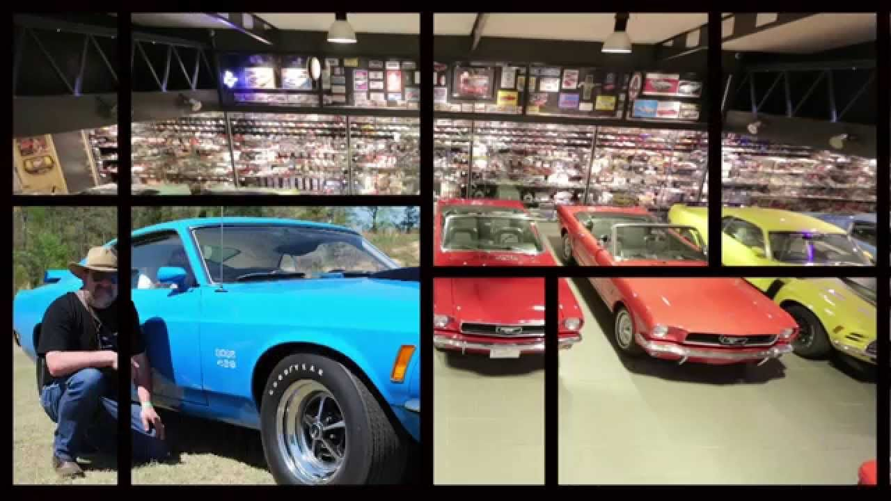 The Man with 5,500 Mustangs