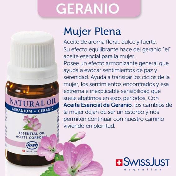 Aceite esencial de Geranio http://www.pinterest.com/aguelayaya/s/