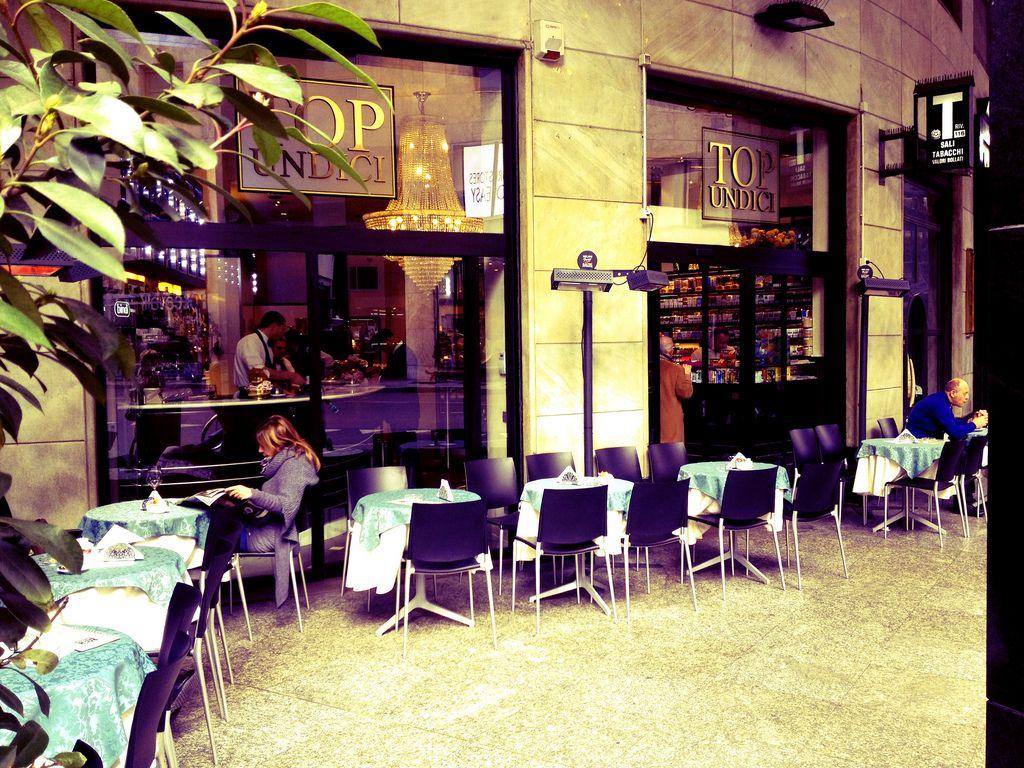Milano. Bar Top Undici