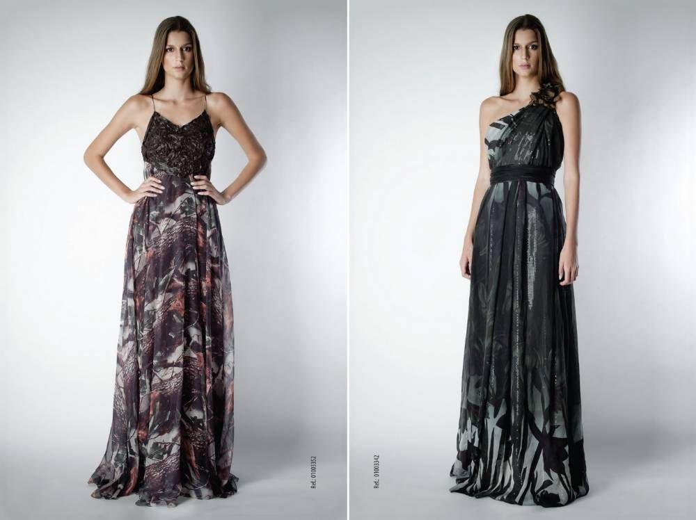 vestido de festa simples e elegante com manga - Pesquisa Google