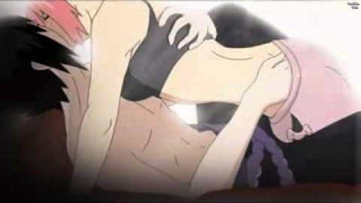 Сакура и саске видео секс