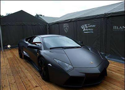 Lamborghini Reventon Matte Black Lamborghini Lamborghini