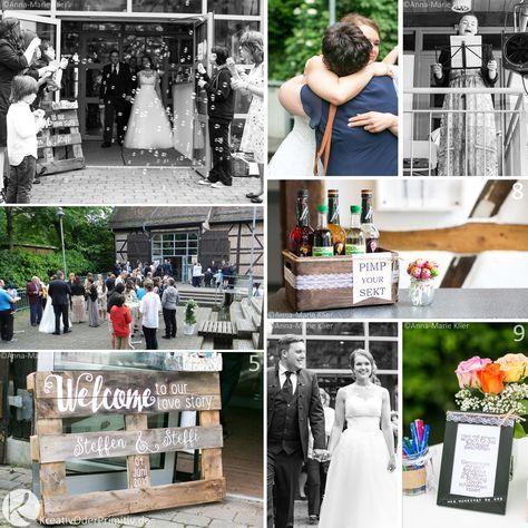 KreativOderPrimitiv.de   Meine DIY Hochzeit, Weddig, Rustikal, Vintage,  Scheune, Holz, Jute, Kraftpapier, Einladung, Save The Date, DIY, DIY Hou2026 |  Pinterest