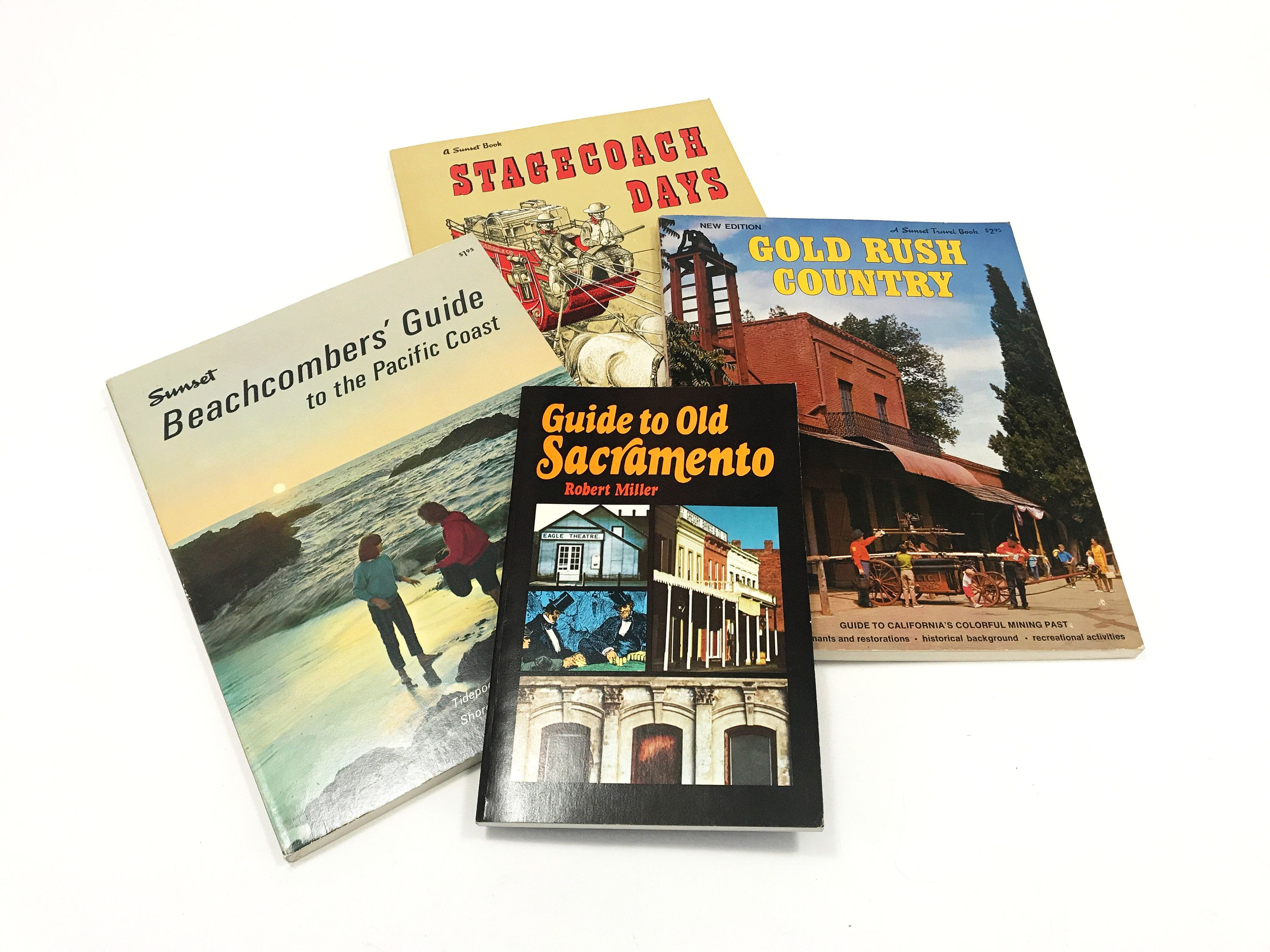 Set Of 4 Vintage California Guide Books California History Etsy California History Vintage California Guide Book