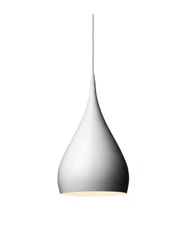 Spinning Pendel Bh1 Hvid Tradition Lamper Loftslamper Lampe