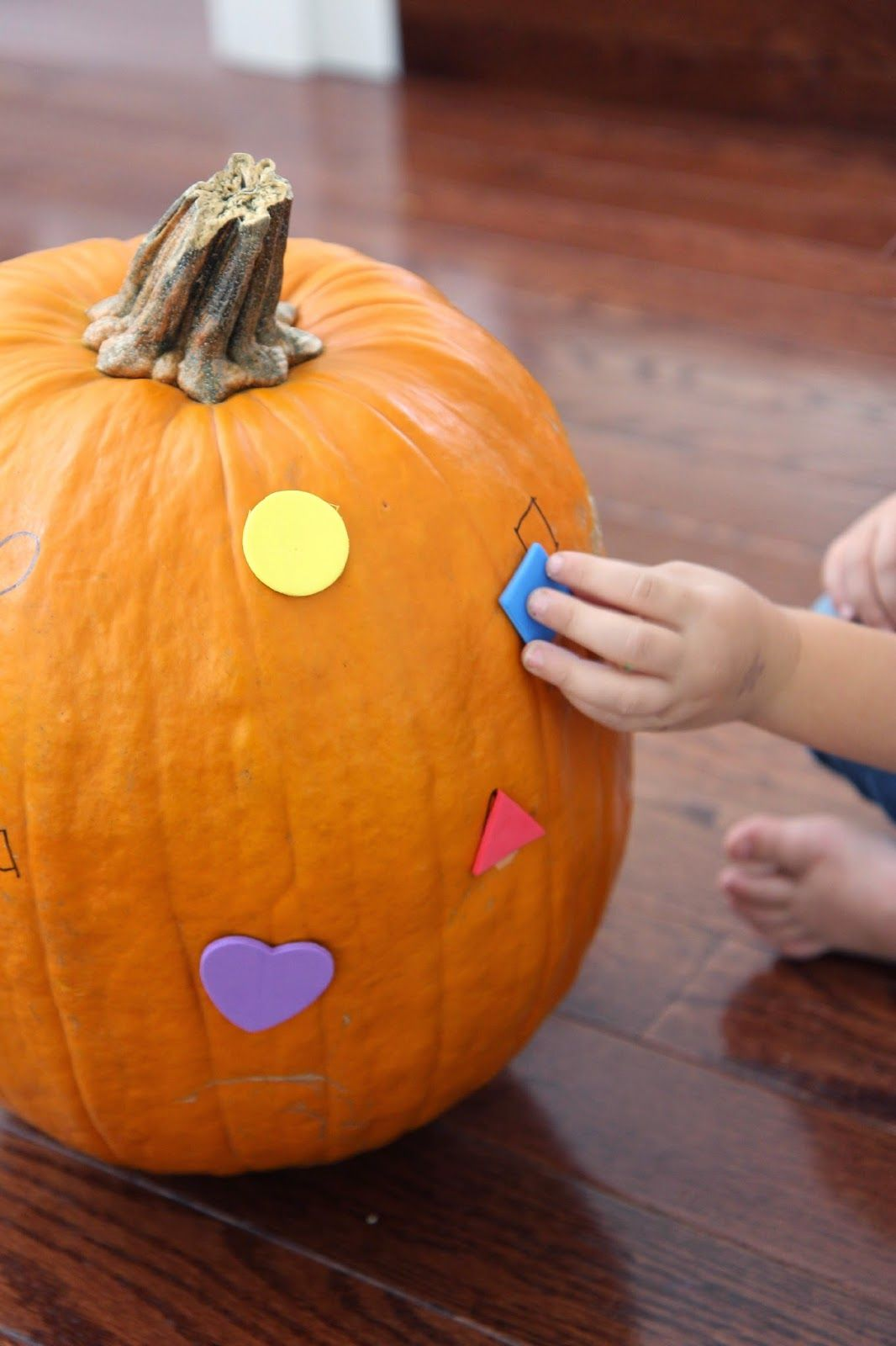 Shape Pumpkin Matching Game
