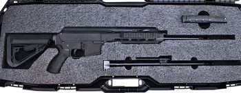 Show details for ARAK-21® XRS Rifle -- One Steel Barrel and One Stainless Barrel