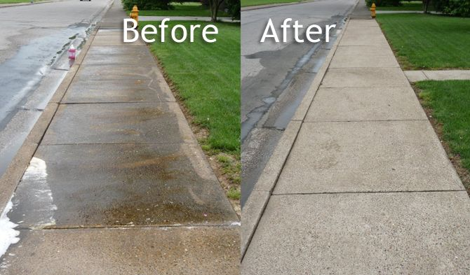 Ordinaire Cleaning Concrete Patio Look More At Http://besthomezone.com/cleaning