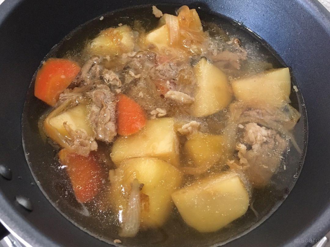 絶品リメイク 肉じゃがカレー の作り方 肉じゃがリメイク5選