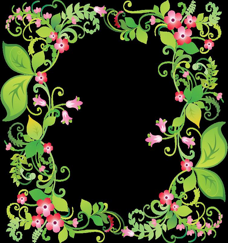 Открытки днем, орнаменты цветочные для открыток