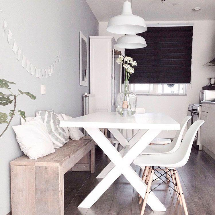 Tavolo Panche Per Cucina.Panche E Sedie Di Design Per Tavolo Da Pranzo 30 Idee Di