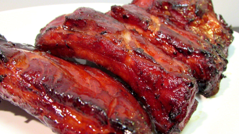 Chinese Baby Back Rib Marinade Pork Ribs Bbq Pork Ribs Pork Ribs Grilled