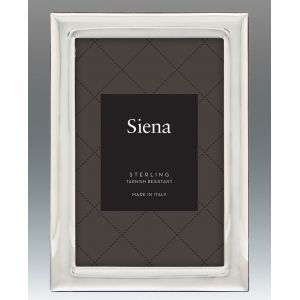 Tizo Light Border Sterling Silver Picture Frame Sterling Silver Picture Frames
