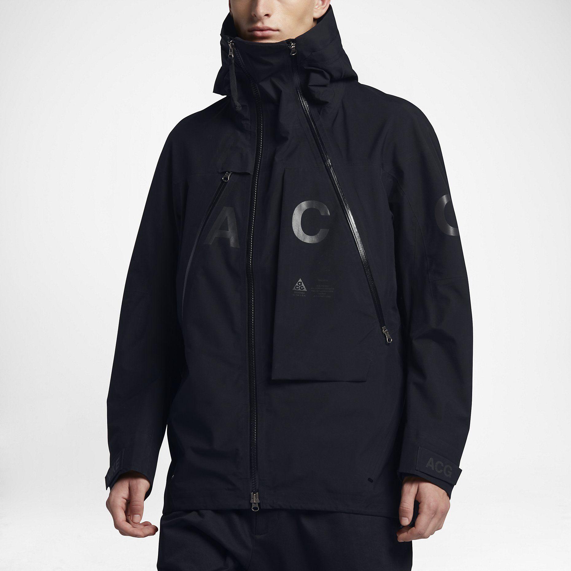 c25ecc3b Schwarz, Nike Acg Jacke, Sport Luxe, Burberry Prorsum, Business Kleidung,  Sportkleidung