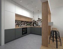 Aranżacje Wnętrz Salon Mieszkanie 40 M2 Mały Salon Z