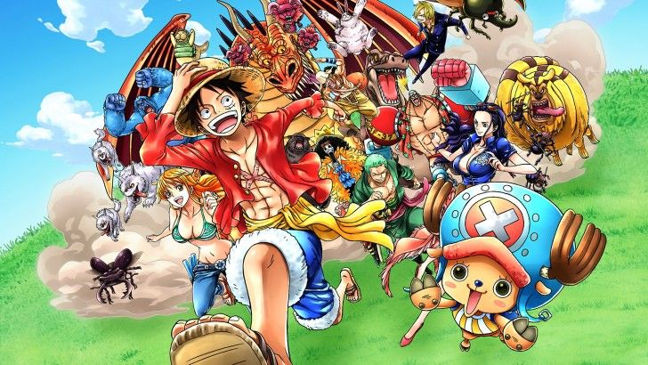 Download One Piece Straw Hat Pirates Wallpaper Hd 2880x1620