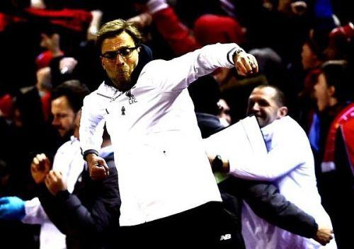 Liverpool en Europa League con Klopp: -Invicto (4 triunfos 3...