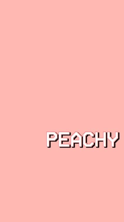peachy wallpapers | Tumblr