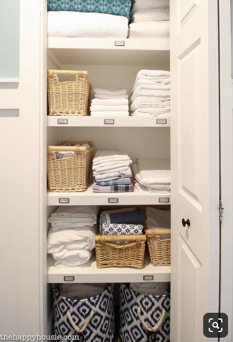 20 Linen cupboard ideas   linen cupboard, cupboard, basket